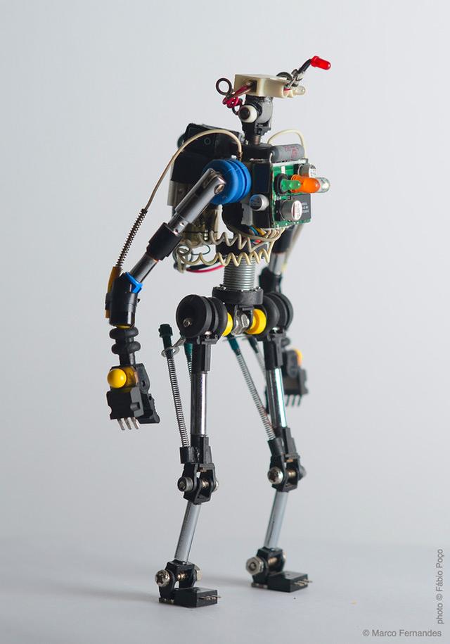 Как сделать робот много