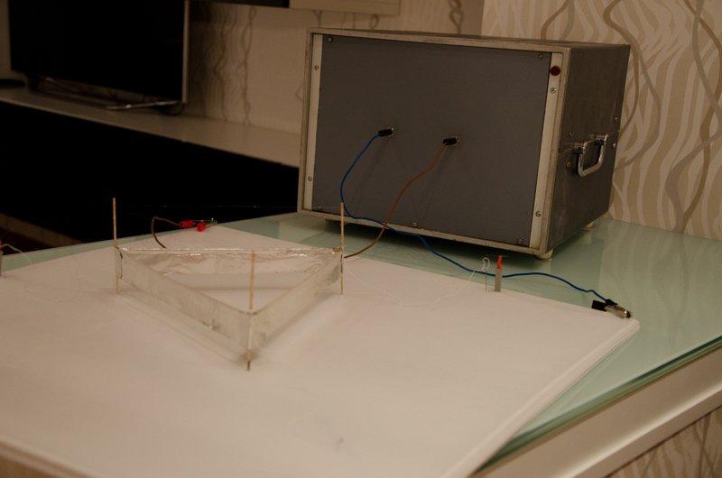 эффект бифельда брауна установка аппарат