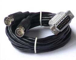 Midi кабель своими руками фото