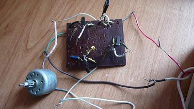 Мостовая схема на транзисторах кт940.