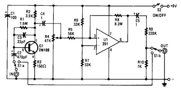 Fuzz circuit