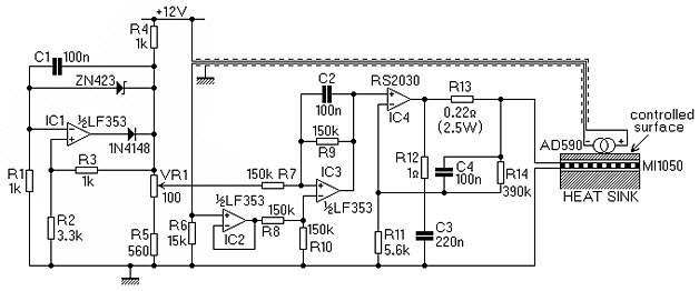 лазерных диодов