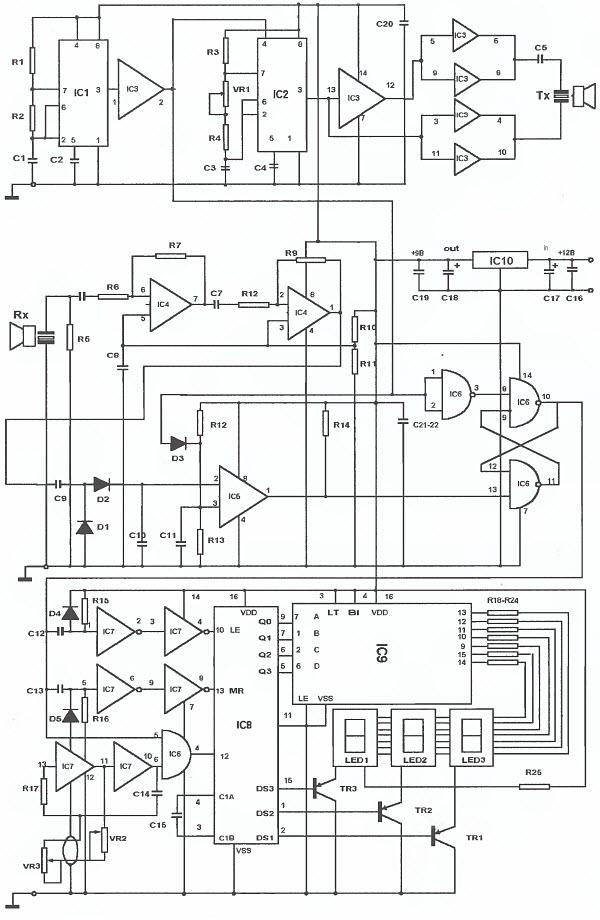 Цифровую микросхему IC6