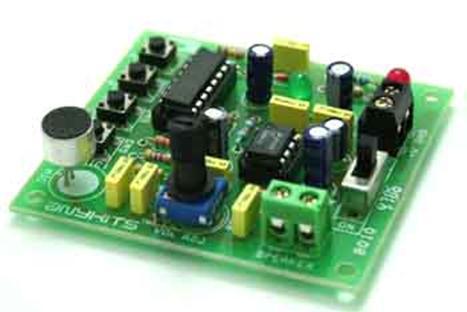 Голосовой модулятор своими руками