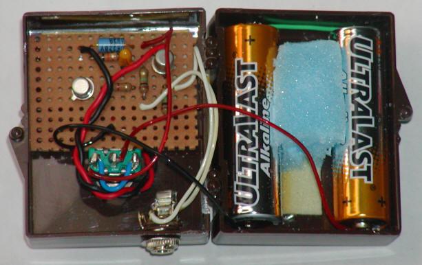 Как  сделать детектор лжи в домашних условиях